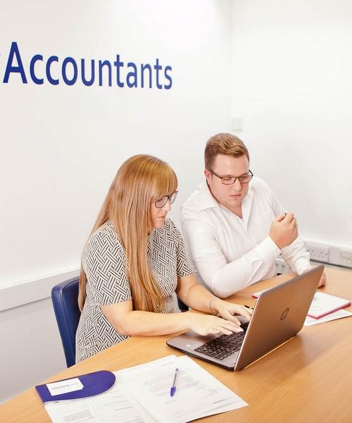 Pomfrey Accountants Office